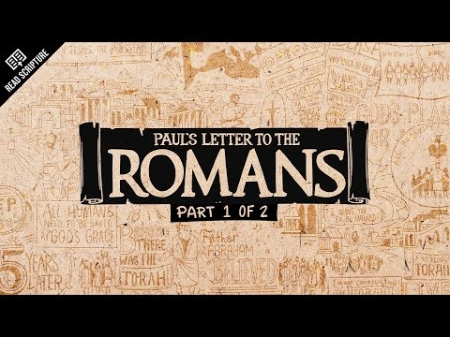 Read Scripture: Romans Ch. 1-4
