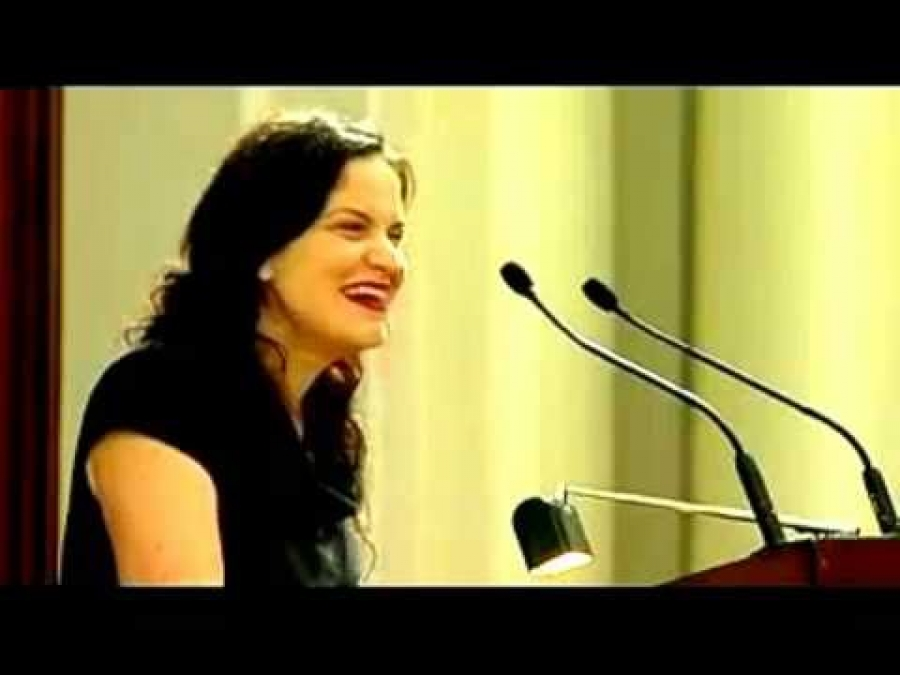 One of the best Pro-life speeches EVER! Gianna Jessen abortion survivor Full video