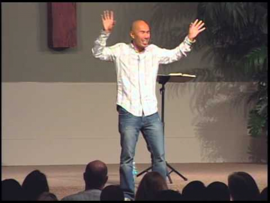 Francis Chan: Grace and New Year's Resolutions Don't Mix