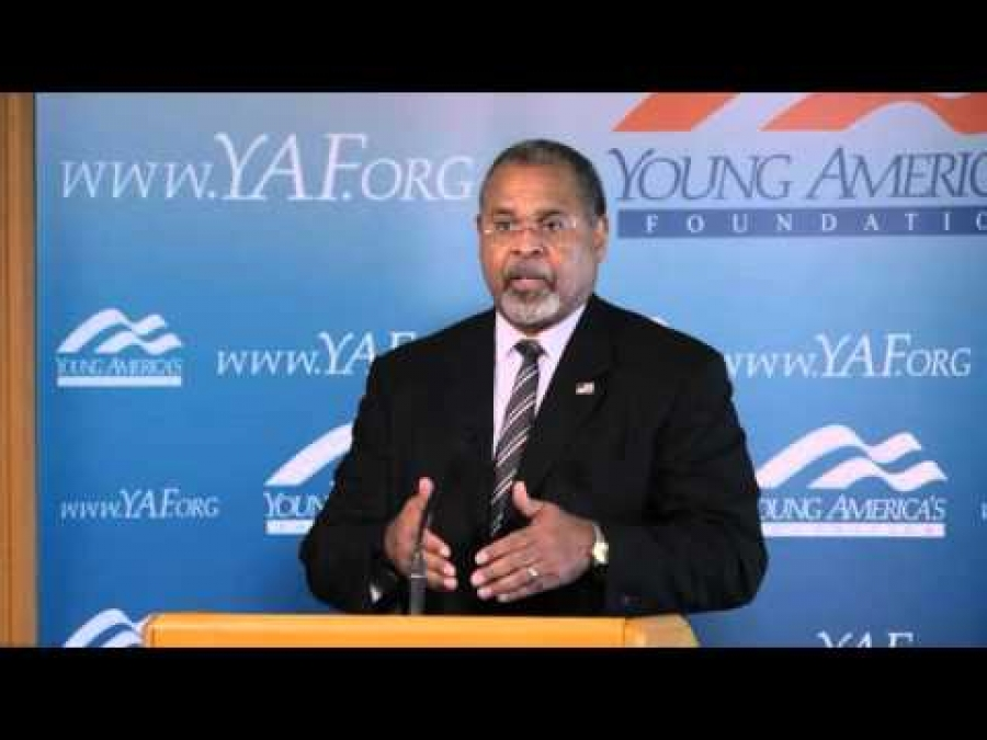 Ken Blackwell on Conservative Values