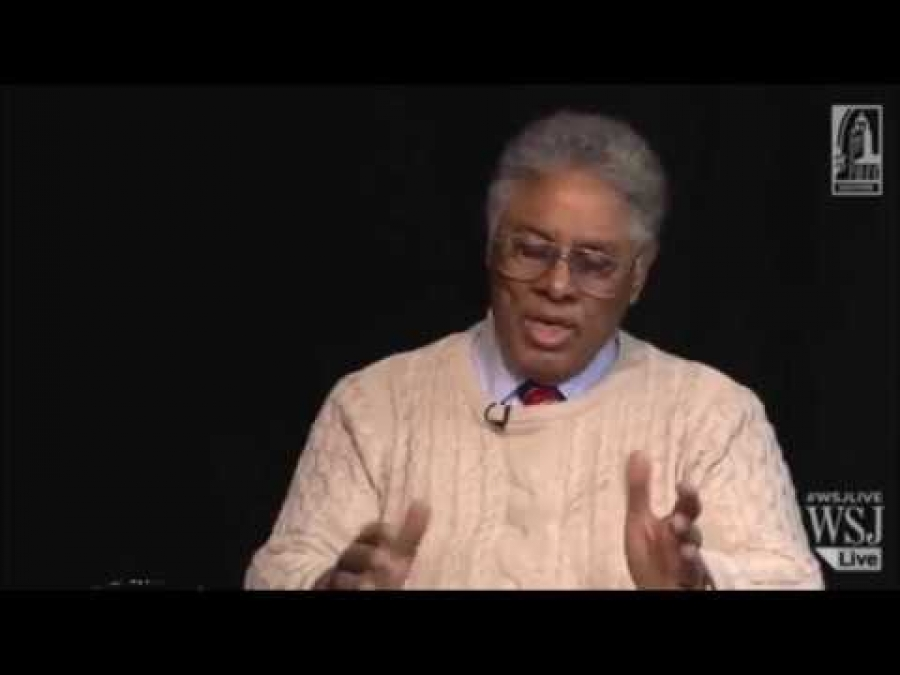 I Will Not Promote The Black Victim Mentality Anymore Thomas Sowell