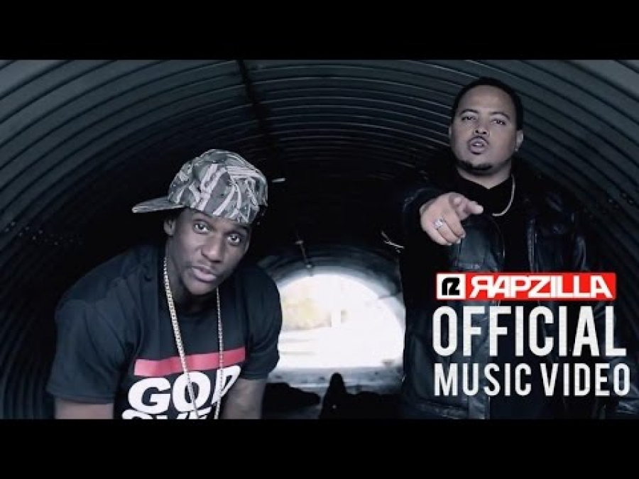 Bizzle - Soldier ft. No Malice music video (@mynameisbizzle @nomalice757 @rapzilla)