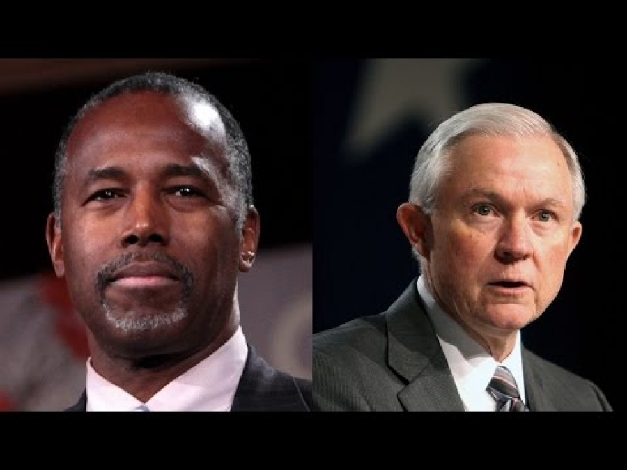 Black Conservative Reaction To Jeff Sessions and Ben Carson Confirmation Hearings