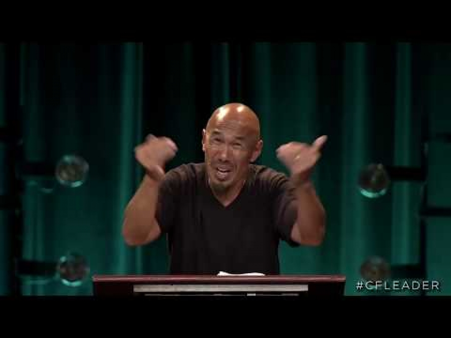 Prayer Makes A Leader - Francis Chan