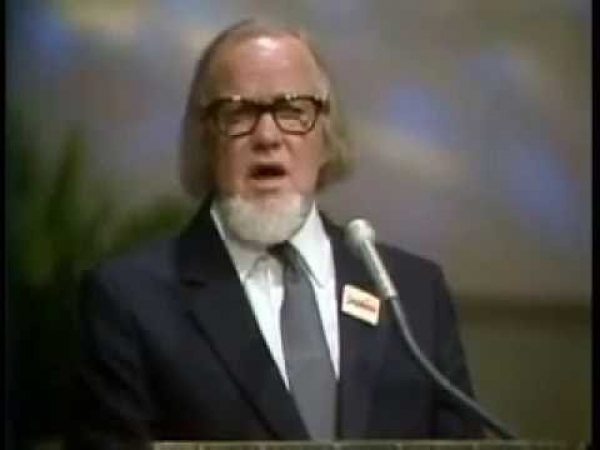 A Christian Manifesto - Dr. Francis Schaeffer Lecture