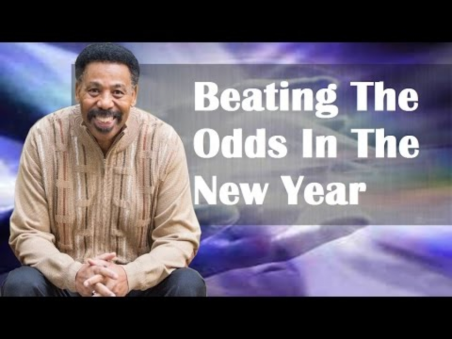 "Beating The Odds In The New Year - Pastor ""Dr Tony Evans Sermons"" 2016"