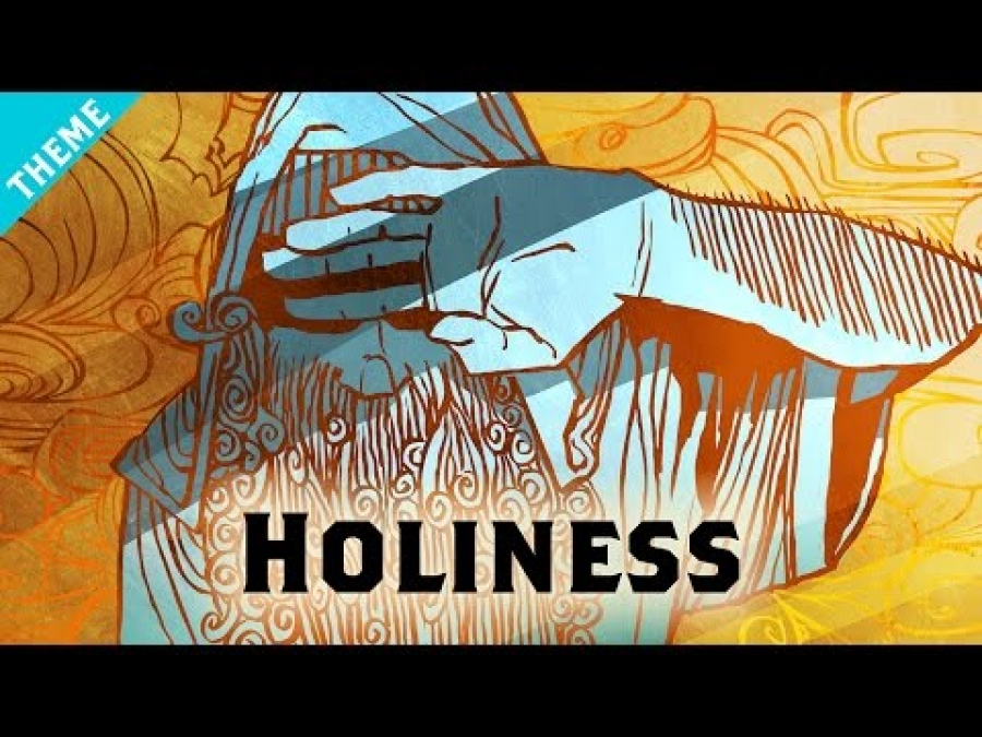 Animated Explanation of God's Holiness
